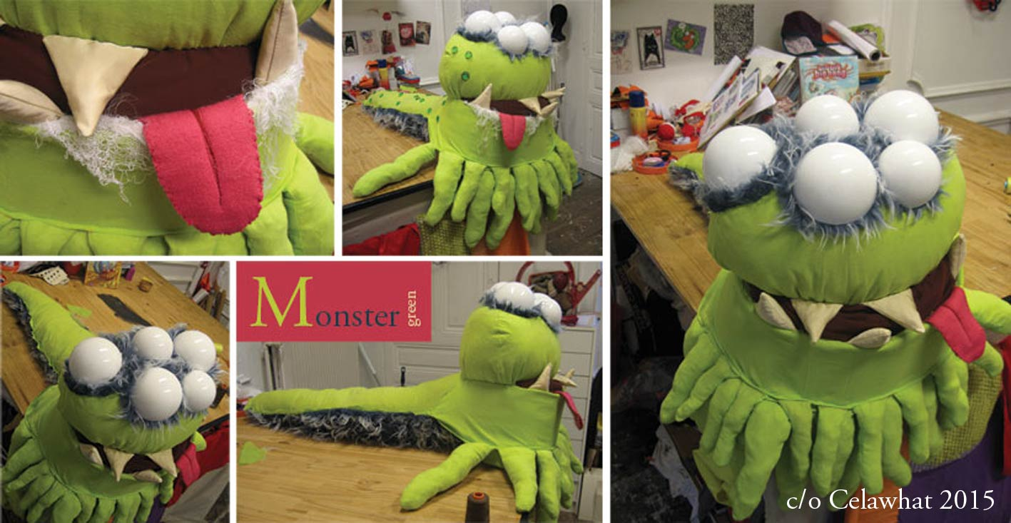 monster-green
