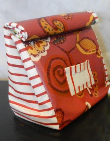 top lunch bag
