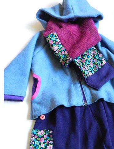 top tenue bb violette