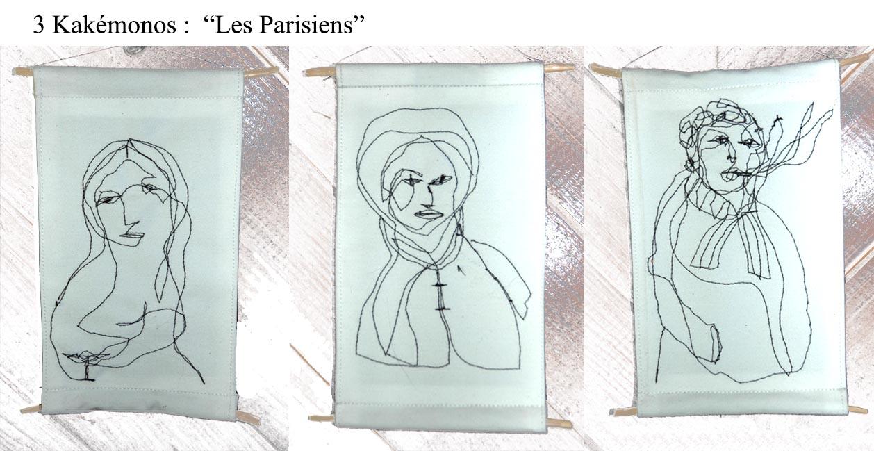 serie les parisiens